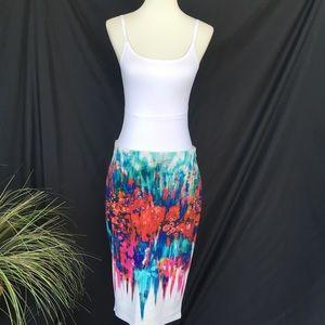 $5 ~ Must Bundle ~ Michele Bohbot Skirt ~ S
